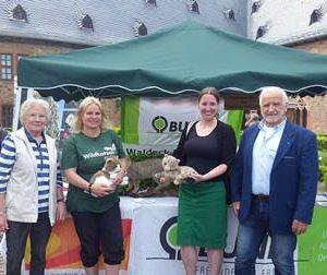 Kräutermarkt Frankenberg 2017 mit Dr. Daniela Sommer