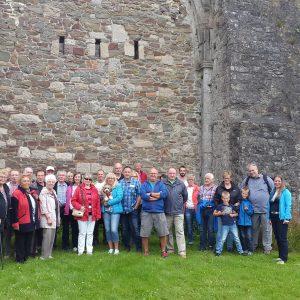 Sommertour 2017 Kloster Schaaken