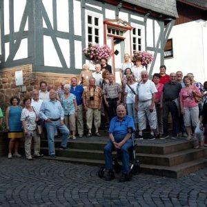 Sommertour 2017 Stadtmuseum Battenberg