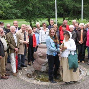Sommertour 2017 Gänseliesel Schreufa