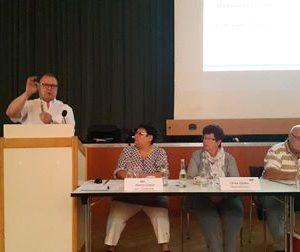 Kreiskonferenz VdK Frankenberg mit Dr. Daniela Sommer