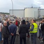 Besuch von Papier Sprick in Diemelstadt-Wrexen