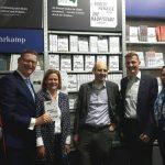 Besuch Buchmesse Frankfurt 2017
