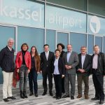 SPD Nordhessenrunde bei Airport Kassel