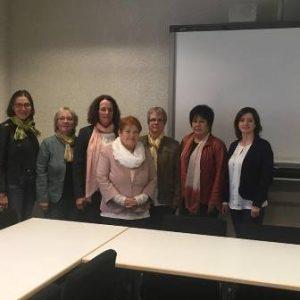 Gespräch Arbeitskreis Frauen und LandFrauen Hessen
