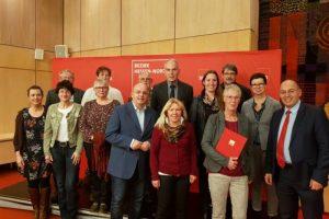 Ehrenamtspreis SPD-Bezirk Hessen-Nord 2017