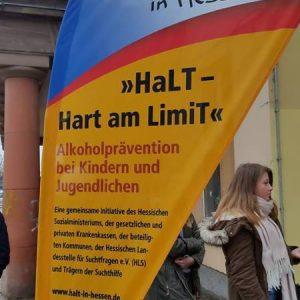 Aktionstag von Initiative HaLT in Frankenberg