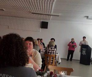 Damenadvent von Schützinnen 2017 mit Dr. Daniela Sommer