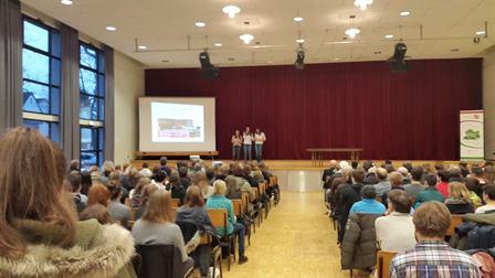 MINT-Messe Edertalschule 2017 mit Dr. Daniela Sommer_1