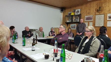 Jahreshauptversammlung SPD Wega-Mandern 2017 mit Dr. Daniela Sommer