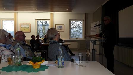 Neujahrsempfang VdK Reddighausen-Holzhausen-Eifa 2018 mit Dr. Daniela Sommer