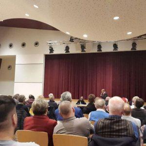Zusammenkunft Bezirk Hessen-Nord in Schauenburg