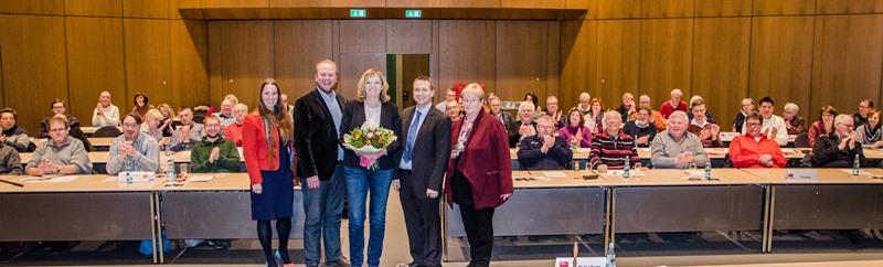 Wahlkreisdelegierten-Konferenz Waldeck 2018