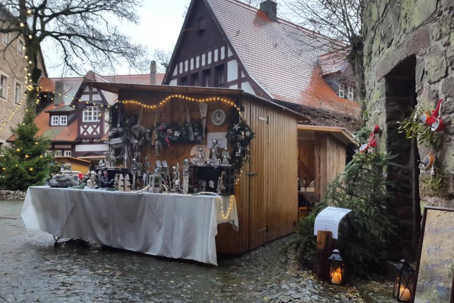 Weihnachtsmarkt Frankenberg.Weihnachtsmarkt Burg Lichtenfels Dr Daniela Sommer